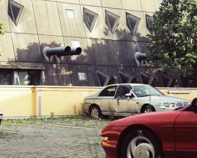Forschungseinrichtungen - Bronica SQ-A, Fujifilm Pro 800z