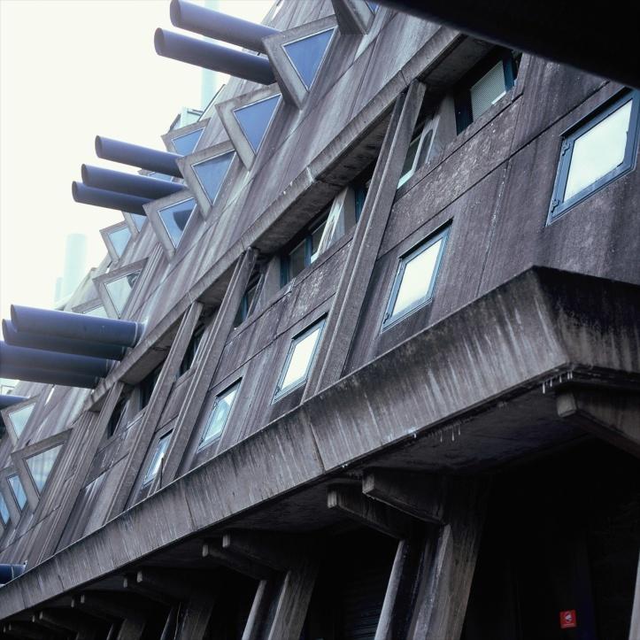 Forschungseinrichtungen - Bronica SQ-A, Fujifilm Velvia 100