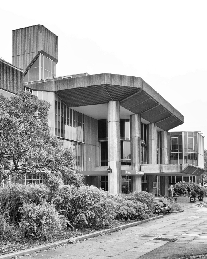 Hove Town Hall 3