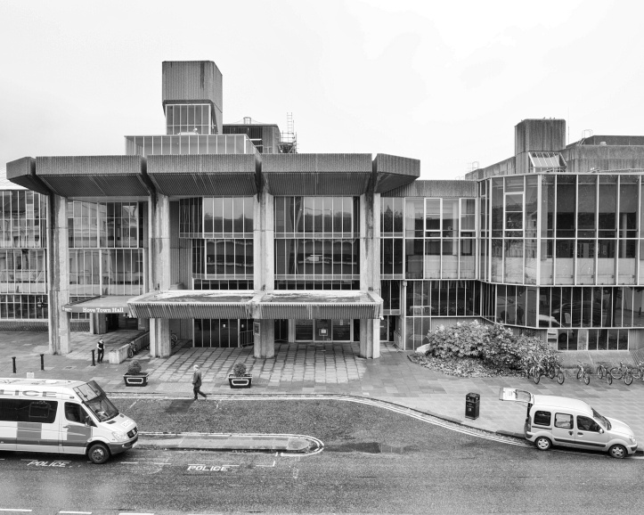 Hove Town Hall 5