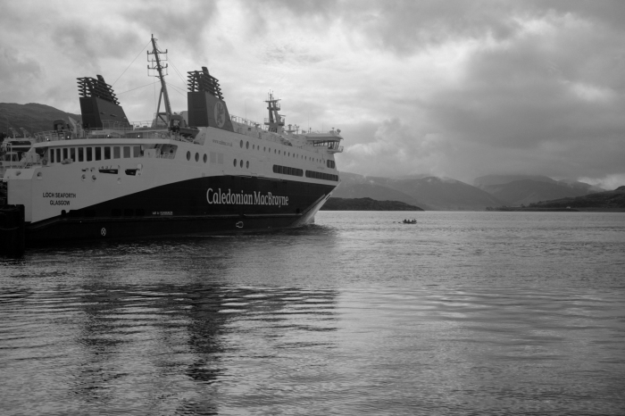 Scotland GW132